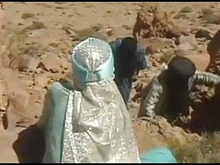 Quad desert anal fury private Dp in the desert for princess of persia