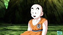 Andriod 18 And Krillin First Date