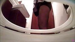 Japanese hidden toilet camera in restaurant (#76)