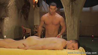 Anal Massage Feels Perfect
