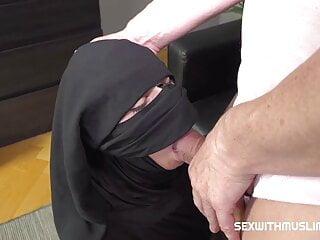 Niqab porn