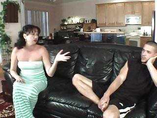 Strict parental porn - Strict mommy gives instructions