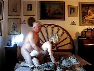 Amateur performances - Older couple with great performance