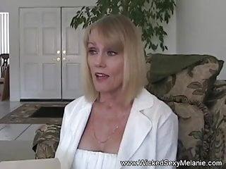 Xhamster sex lesson Amateur gilf gives a sex lesson