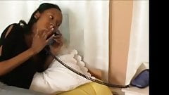 punished for phoning
