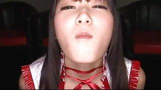 Usami Nana...11 loads swallowed