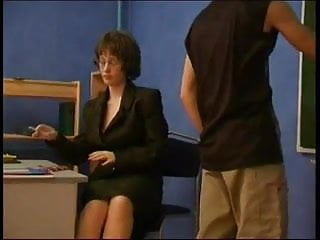 Hand in her pants xxx Teacher puts her hand into a young boys pants wf