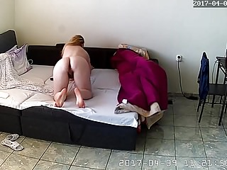 Hidden cameras hairy girls masturbating Hidden cam masturbation 4