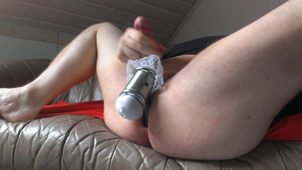 Kinky masturbation men