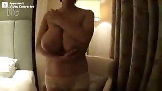 Chinese woman big tits