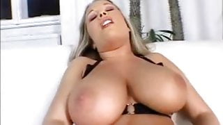 Group Sex - Hot blond threesome