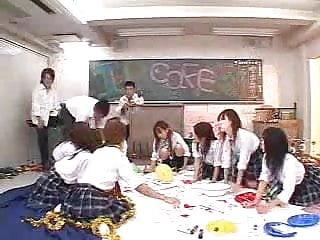 Japaneese girls group sex Japanese school girls group sex