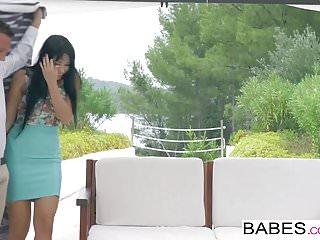 Matt damon womans ass Babes.com - sun-kissed starring taissia and matt ice clip