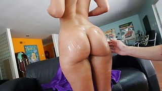 Hot Young Brunette Teen PAWG With A Big Perfect Ass