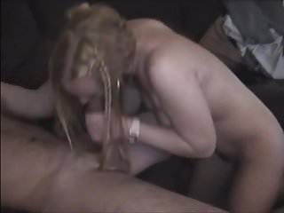 Porn cum on tits - Shy swinging wife has multiple orgasms and filled with cum