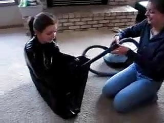 Bondage bags Black bag vacuum 2