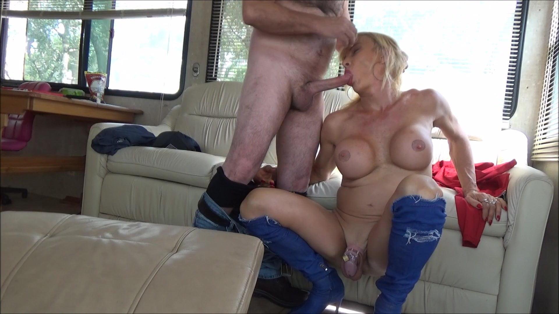 Stefani Boots Real Sexy Slut