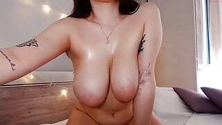 Chubby girl live hot show