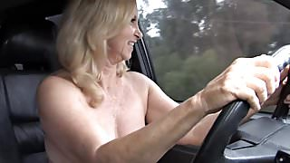 Driving With Annabelle