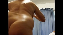 Hairy Mature Wife's Morning Routine