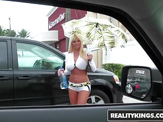 Cash paid for vintage levis - Realitykings - milf hunter - levi cash nikita von james - sh