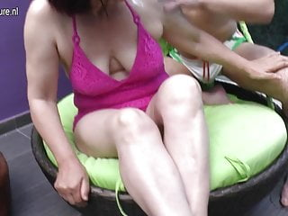 Mature slut fucked housewife granny Old granny slut fucked by young boy