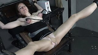 Breast pumping and fisting