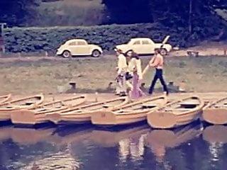 Vintage boat fins - Vintage boating fun