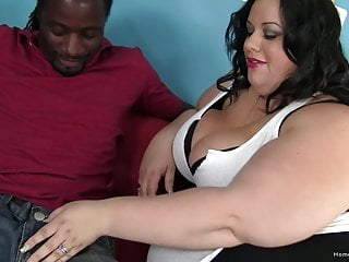 Black men crave bbw - Bbw slut is craving a big black cock to pound her