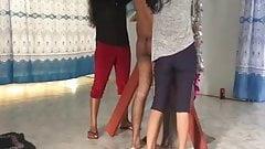 Sri Lanka mistress whipping and hard caning