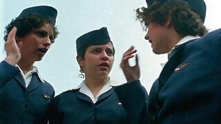 Sensuous Flygirls (1976, US, 35mm full movie, DVD rip)