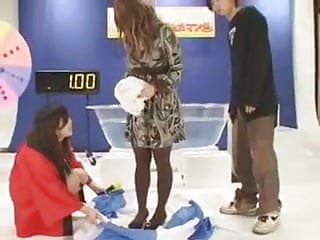Sexy italian games shows - Japanese game show