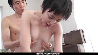 Perfect JAV sex with naked Sakura Aida - More at Japanesemam