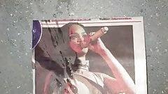 Rihanna Cum Tribute 4