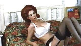 FOXY LADY - vintage 60s huge tits striptease