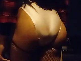 Gaijas em lingerie - Exibindo em publico na vila maria sp