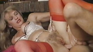 Anal fun for hairy pussy girl