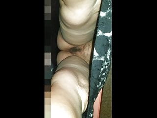 Pussy skirt hairy - Under the skirt - my mother-in-law