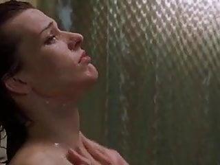 Mila jovovich nude pics - Milla jovovich gets kissed in the shower