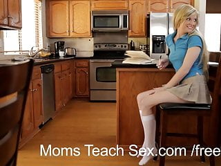 Tips on maintaining sexual purity Teen couple gets hot sex tips from mom