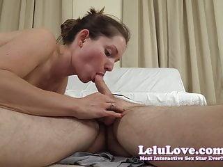 Porno blowjob videos to view She sucks his cock then rides closeup ass feet soles view