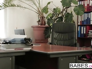 Office sluts solo Babes - office obsession - alexis brill and viktor solo - ir