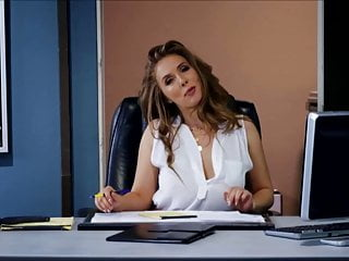 Busty boss empflix Lena paul busty boss
