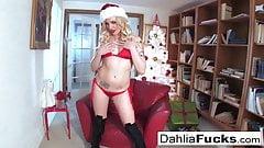 Navidad en solitario con Dalia Sky