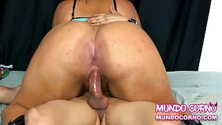 (ANAL) - HOT WIFE GAVE HER ASS ON THE FIRST DATE