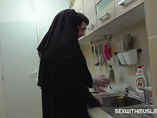 Muslim and sex Hairy muslim wife was punished by hard sex