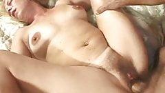 BRIANNA HAIRY BLONDE MOM