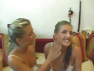 Olsen twins ass German twins 3some