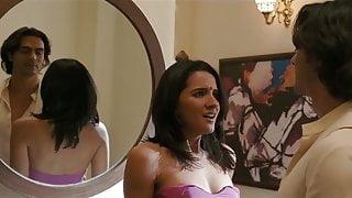 Shruti seth sexy scenes with arjun rampal in Rajneeti