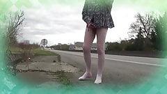 transgender travesti road sounding   outdoor  10